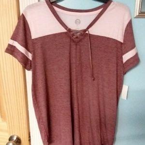A juniors tee shirt